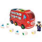 Автобус WOW TOYS London Bus Leo (10720)