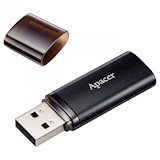 Флеш-драйв APACER AH23B 16GB USB 2.0 Black
