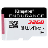 Карта памяти KINGSTON microSDHC High Endurance 32GB UHS-I Class 10 (SDCE/32GB)