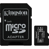 Карта памяти KINGSTON 32GB micro SDHC (SDCS2/32GB-2P1A)