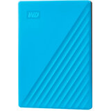 Внешний жесткий диск WD My Passport 2TB USB 3.0 Blue (WDBYVG0020BBL-WESN)