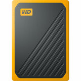 Внешний SSD накопитель WD My Passport Go 500GB USB 3.0 Black-Yellow (WDBMCG5000AYT-WESN)