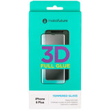 Защитное стекло MAKEFUTURE 3D Apple iPhone 6 Plus Black (MG3D-AI6PB)