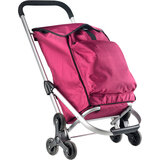 Сумка-тележка ShoppingCruiser Stairs Climber 40 Fuchsia (927302)