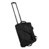 Сумка дорожная ROCK Holdall On Wheels Small 42 Black (TT-0033-BL)