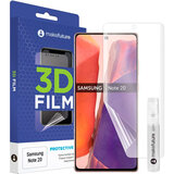 Защитная пленка MAKEFUTURE для Samsung Note 20 Anti-Crash 3D Film (MFA-SN20)