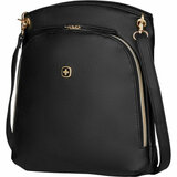 "Сумка для ноутбука Wenger LeaSophie Crossbody Tote 10"" Black (610189)"