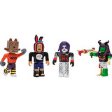Набор фигурок JAZWARES ROBLOX Mix&Match Set Mischief Night W4 (ROG0126)