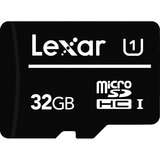 Карта памяти LEXAR microSDHC 32GB High-Performance C10 UHS-I (LFSDM10-32GABC10)