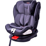 Автокресло COMSAFE Evolution Grey leather 0+/1/2/3 (73652)