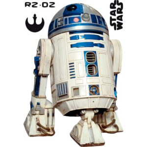 Наклейки ABYstyle Star Wars - R2D2 (ABYDCO096_B)